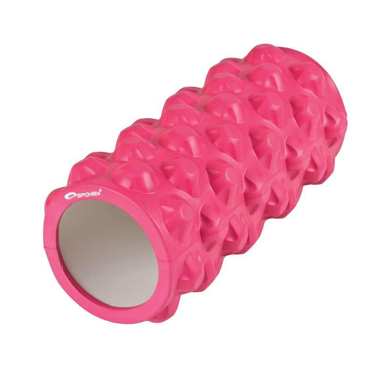 ROLL fitness masážní válec růžový