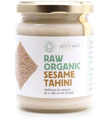 BIO RAW sezamové tahini 250 g - VÝPRODEJ