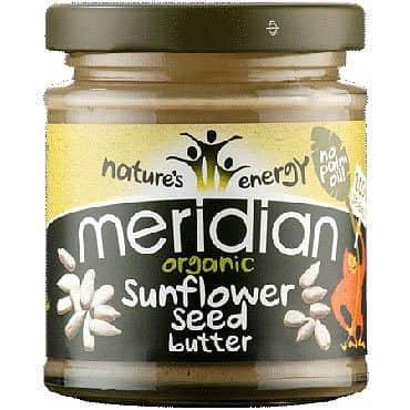 BIO slunečnicové máslo 170 g - VÝPRODEJ