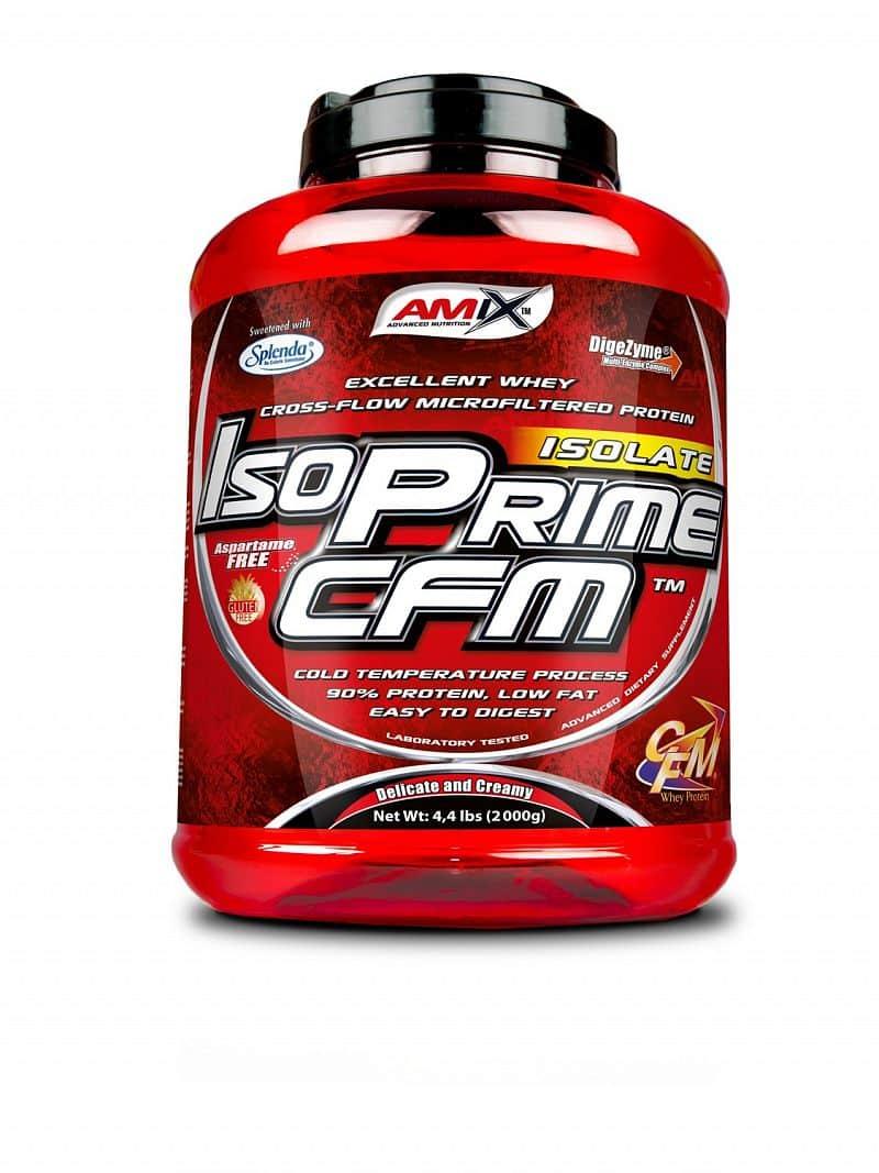 AMIX IsoPrime CFM® Isolate - VÝPRODEJ