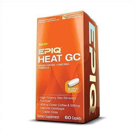Epiq HEAT GC Fat burner 60kps. - VÝPRODEJ