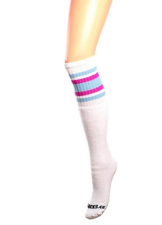 Cool socks lovely 10 ponožky s proužky