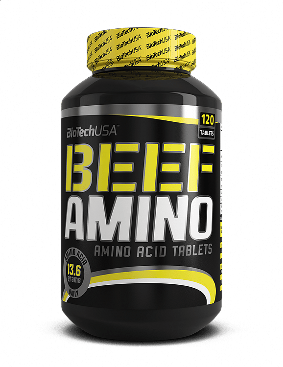 BIOTECH BEEF AMINO 120 TABLET