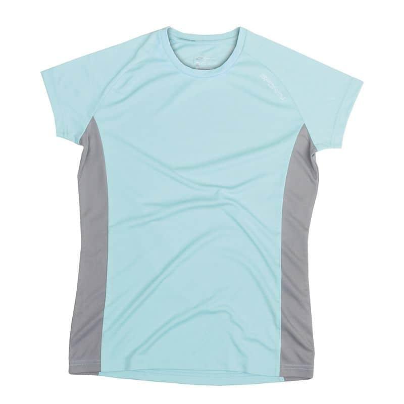 BECOOL 40 LADY Dámské funkční tričko modré S