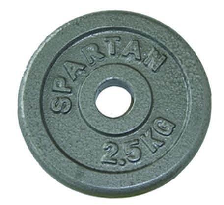 Litinový kotouč SPARTAN 5 kg