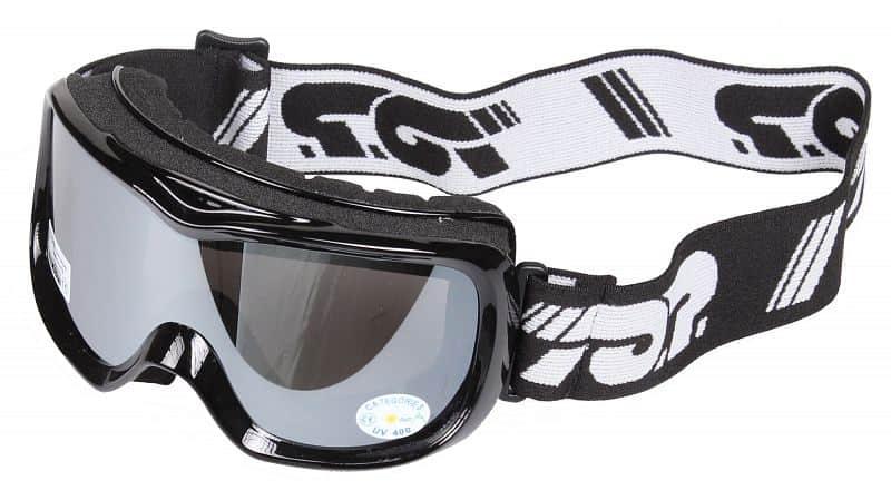 LA3D lyžařské brýle dámské, dvojsklo