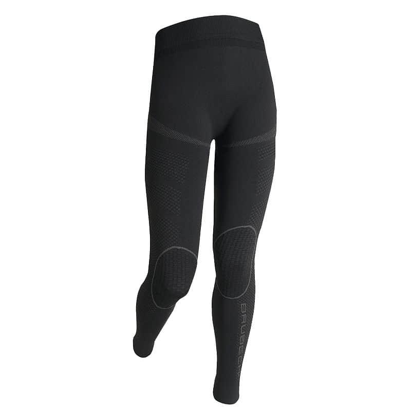 Dětské thermo kalhoty Brubeck THERMO dlouhé - černá 152-158
