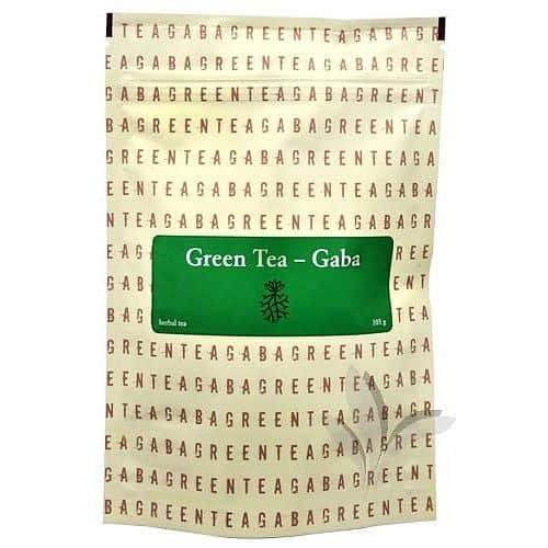 Green Tea - Gaba - zelený čaj 105 g - VÝPRODEJ