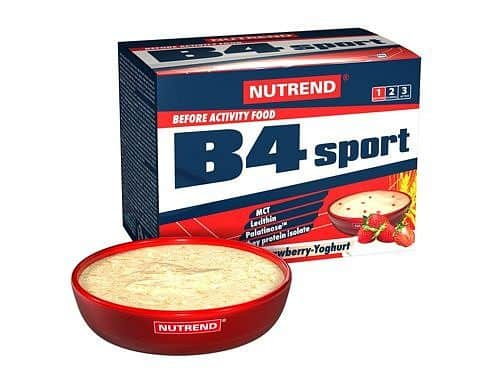 Kaše Nutrend B4 Sport - VÝPREDAJ