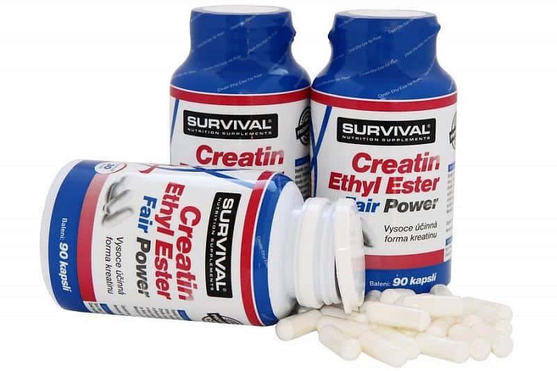 Creatin Ethyl Ester Fair Power - VÝPRODEJ