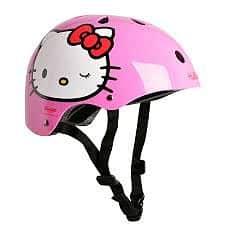 Dětská přilba HELLO KITTY Pink
