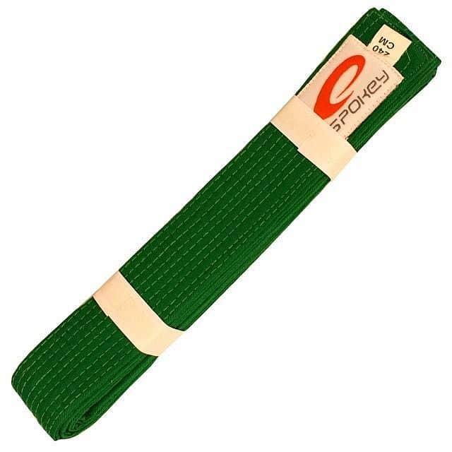 UNSU-Pás ke kimonu zelený