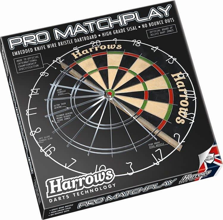 Harrows Sisalový terč Harrows Pro Matchplay Board