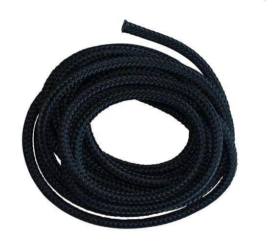 La Siesta Lano černé La Siesta Black Rope 3m