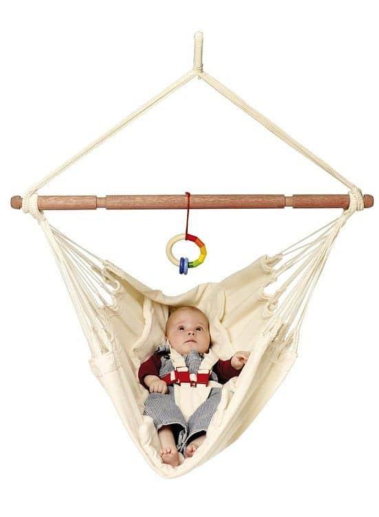 La Siesta Houpací síť pro miminka La Siesta Yayita