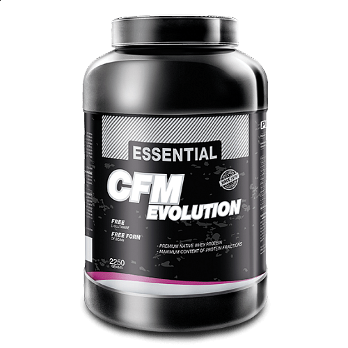 Essential CFM Revolution 1000g brusinka