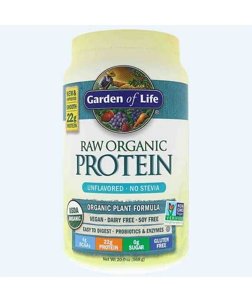 RAW Protein - Natural 568g Natural