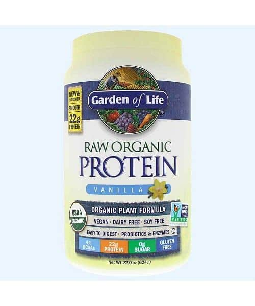 RAW Protein - Vanilka 624g Vanilka