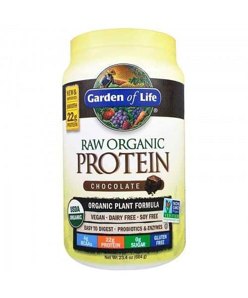 RAW Protein - Čokoláda 664g