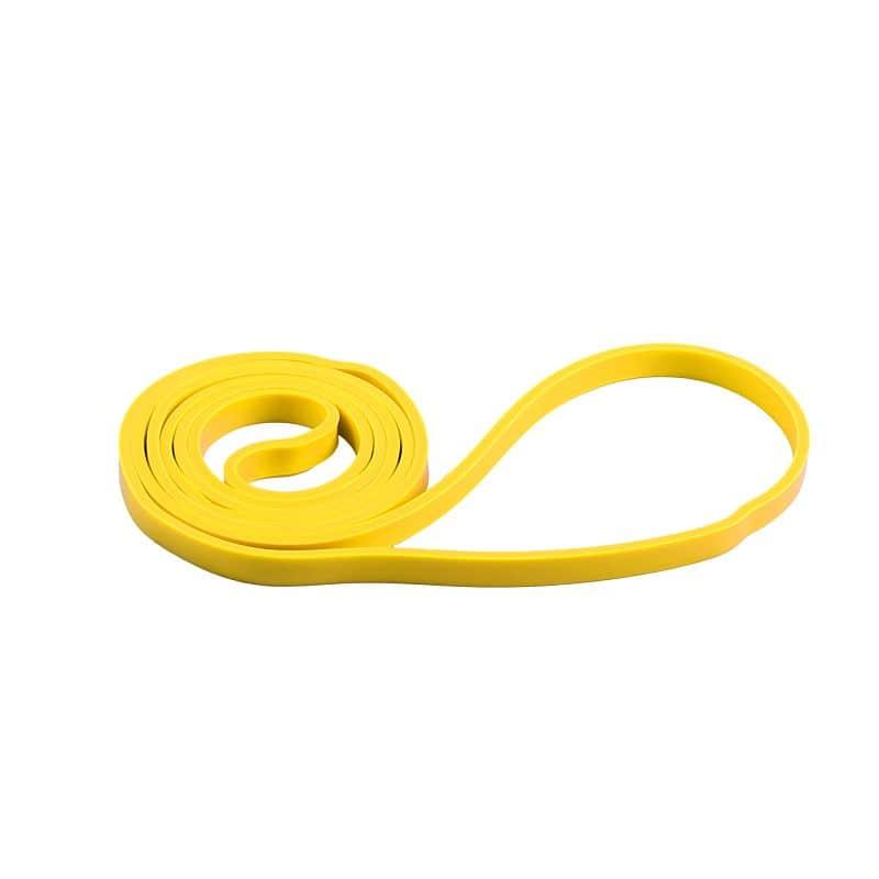 POWER odporová guma žlutá odpor 0-8 kg