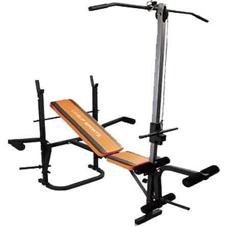 Posilovací lavice SEDCO Fitness LS1117 LiveUP