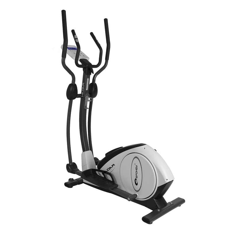 HADAR eliptický trenažér - 16 tréninkových programů