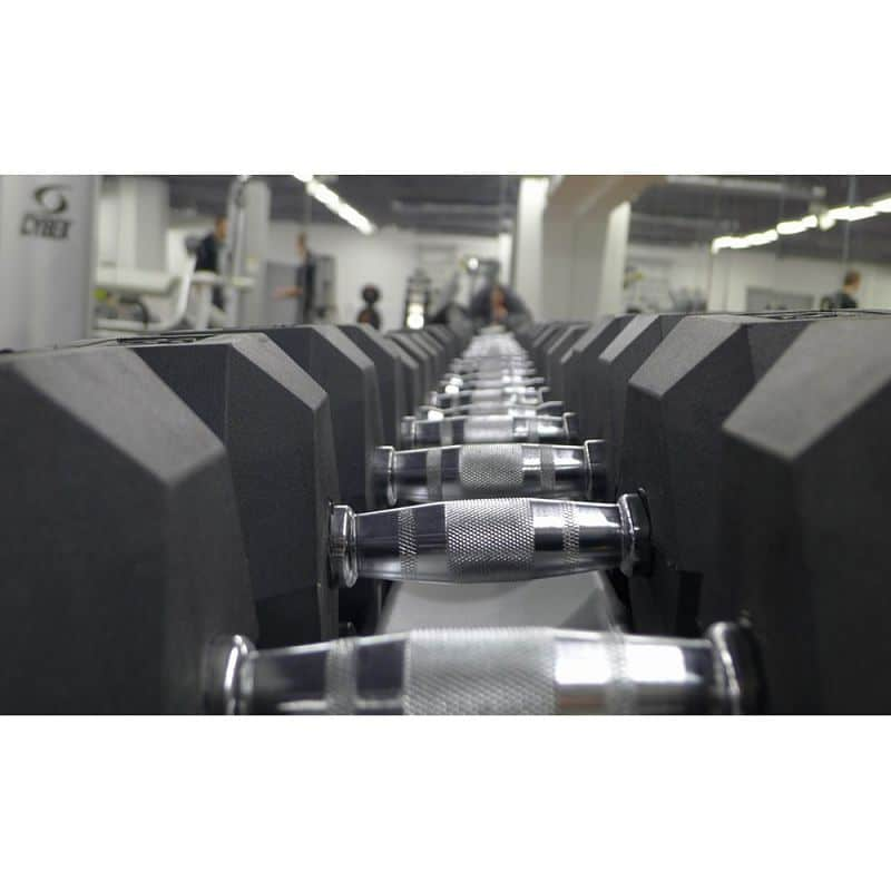 Sada jednoručních činek HEXA ARSENAL 2-25 kg