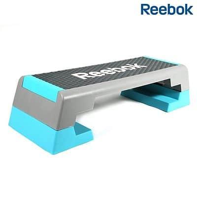 REEBOK Aerobic step modrý