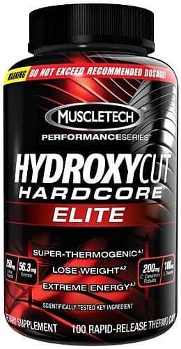Hydroxycut Hardcore ELITE 110 tbl.