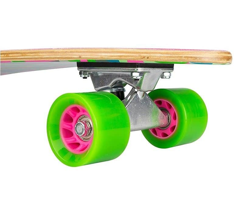 Dřevěný Pennyboard Black Dragon 22.5""