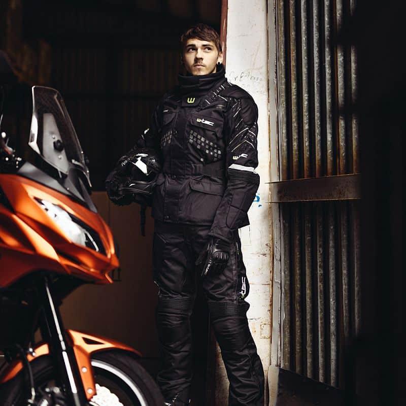 Motocyklové kalhoty W-TEC Anubis