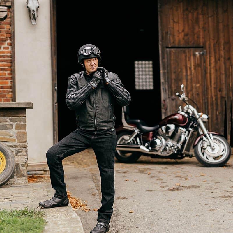792268e3a Letné kožené moto rukavice W-TEC Nyarra NF-4150 | eFitness.sk