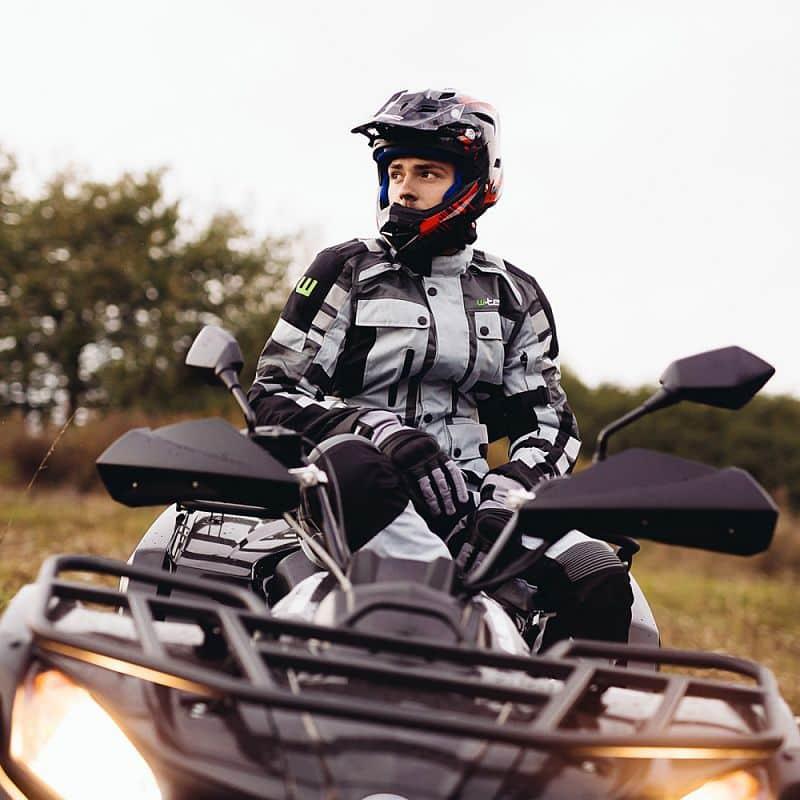 Moto bunda W-TEC Avontur