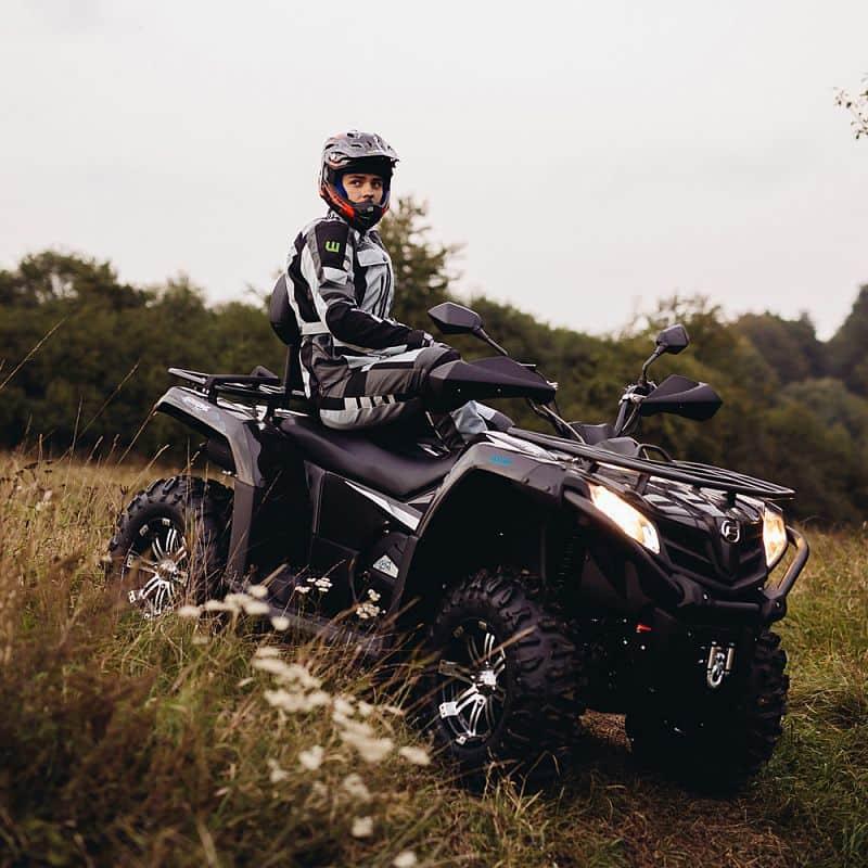 Moto kalhoty W-TEC Avontur