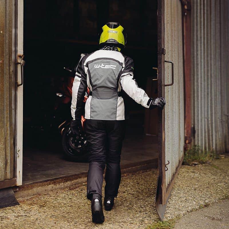 Juniorská moto bunda W-TEC Coni