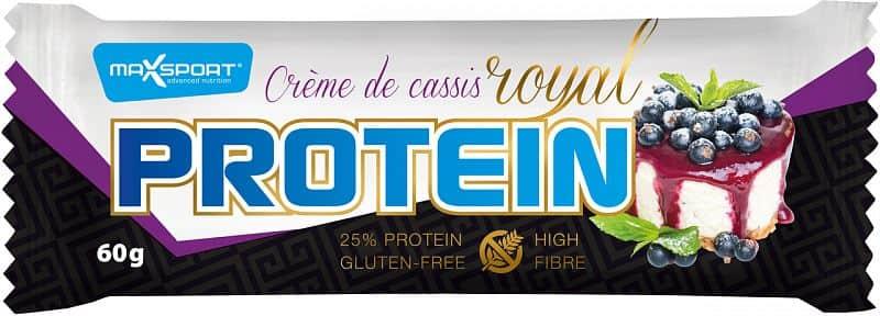MAX SPORT Protein Royal Creme De Cassis 60g