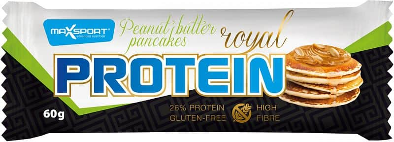 MAX SPORT Protein Royal Peanut Butter Pancakes 60g