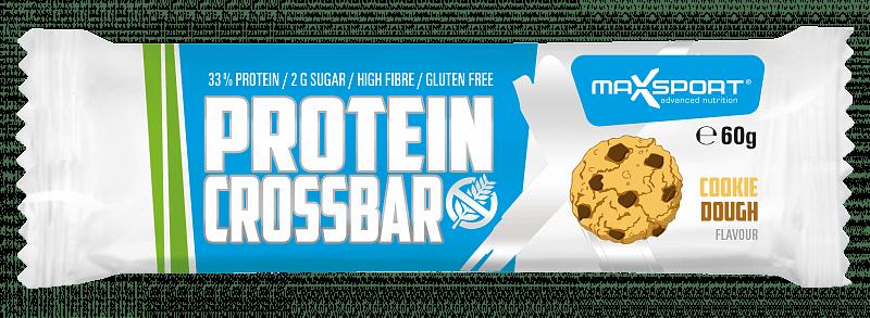 MAX SPORT Protein Crossbar Cookie 60g