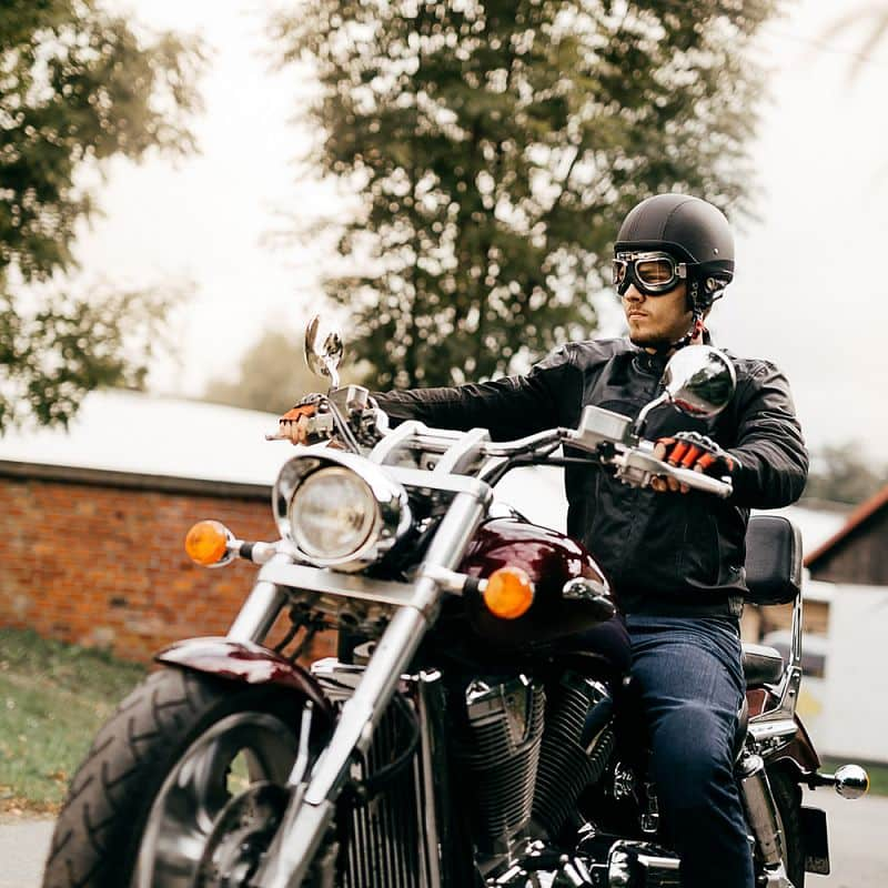 Pánská moto bunda W-TEC Taggy new
