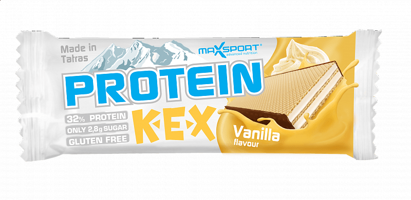 MAX SPORT Protein Kex Vanilla 40g