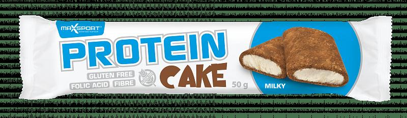 MAX SPORT Protein Cake Vanilla 50g