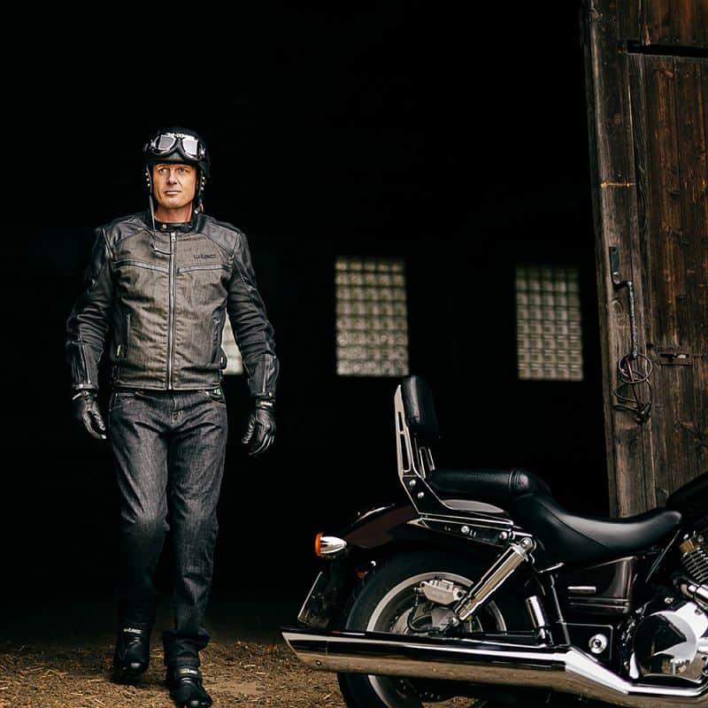 Pánská moto bunda W-TEC Flipside new