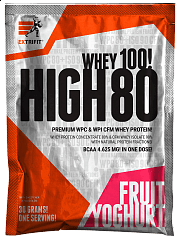 Levně High Whey 80 30g Pistácie 30g