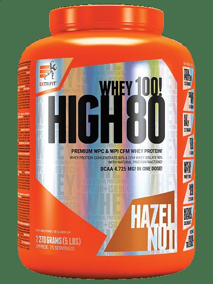 High Whey 80 2270g Čokoláda 2270g