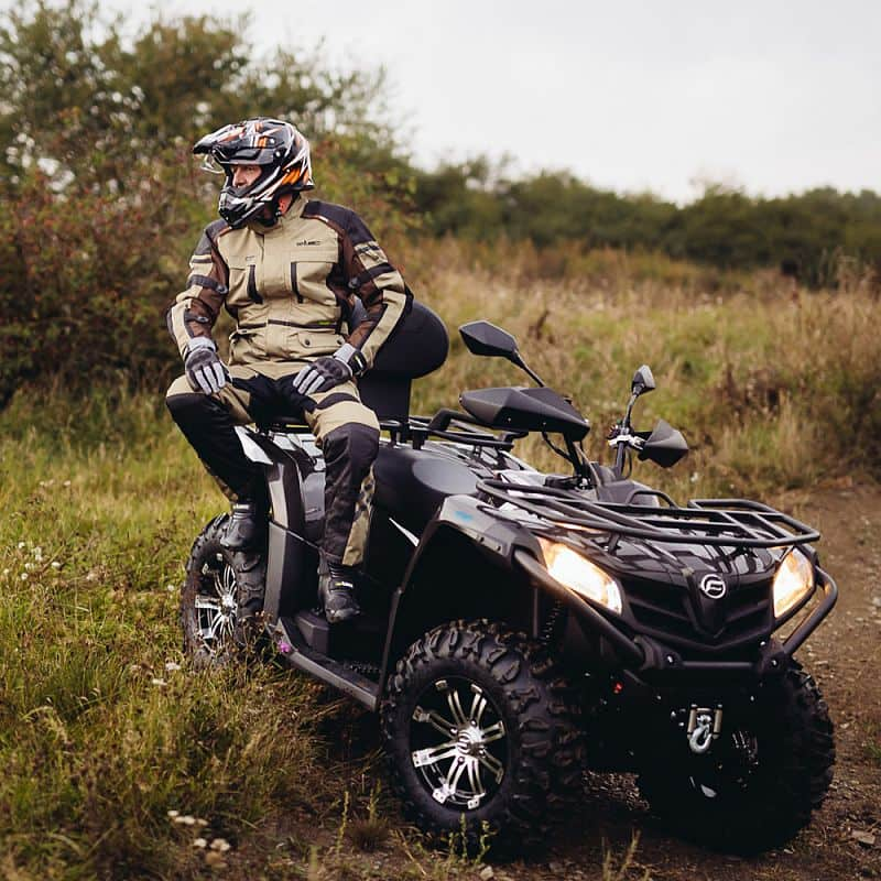Moto bunda W-TEC Boreas