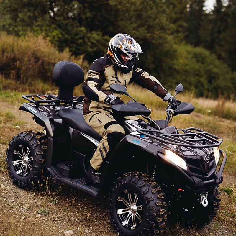 Moto kalhoty W-TEC Boreas