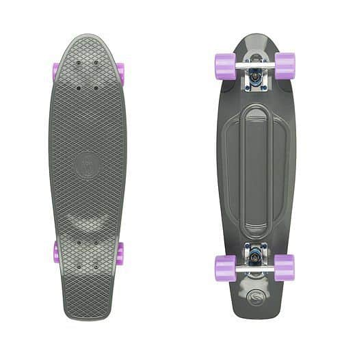 "Penny board Big Fish 27"" Barva Pink-White-Blue"