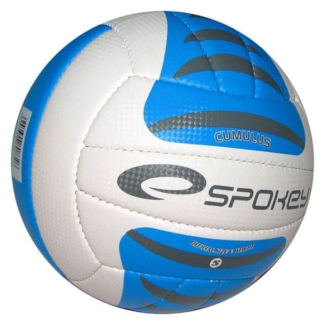 CUMULUS-Volejbalový míč modrý č.5