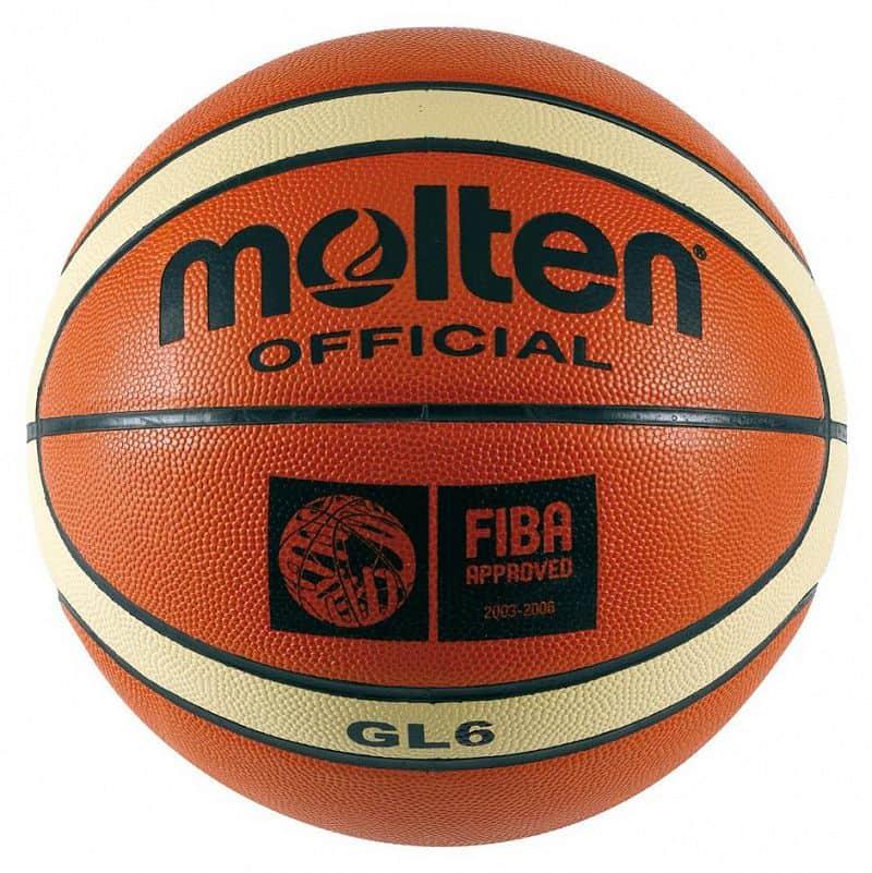 BGL6 basketbalový míč velikost míče: č. 6