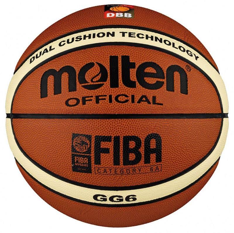 BGG6 basketbalový míč
